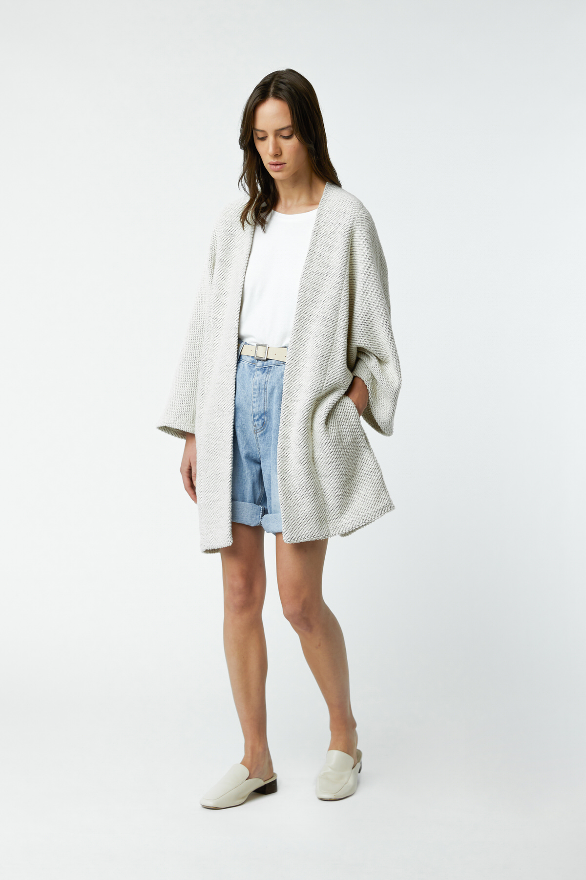 Cardigan 2969 Off White 1